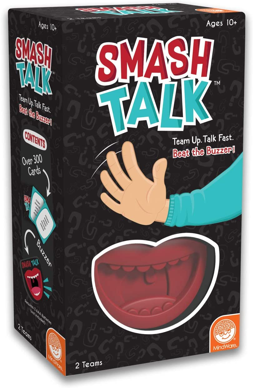 Smash Talk – Word-guessing Party Game for Families