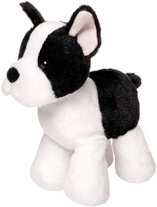 "Manhattan Toy Mon Ami Lucky 9"" Stuffed Animal Dog"
