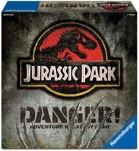 Jurassic Park Danger! Adventure Strategy Game for Kids & Adults Age 10 & Up!