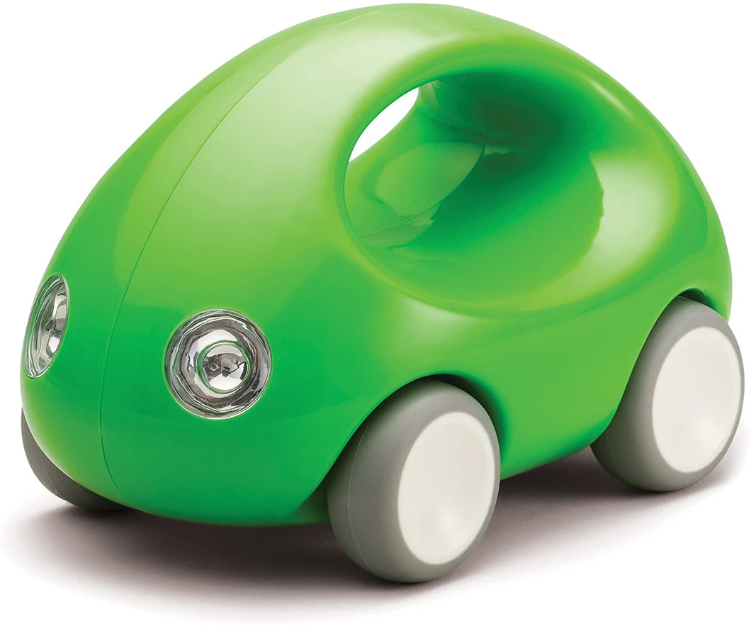 Go Car Early Learning Push & Pull Toy - Green