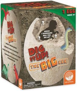 MindWare Dig It Up! (Big Egg Excavation kit)