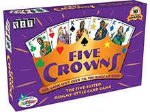 Load image into Gallery viewer, SET Enterprises Five Crowns Card Game