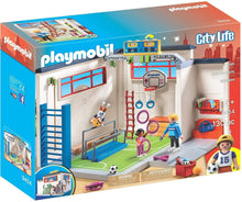 Load image into Gallery viewer, PLAYMOBIL Gym Building Set