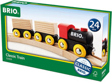 Load image into Gallery viewer, Brio World Classic Train Set | 5 Piece Train Toy for Kids Ages 2 and Up