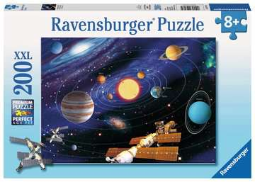Ravensburger The Solar System 200 piece puzzle