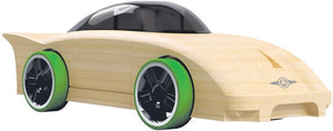 Automoblox Collectible Wood Toy Cars and Trucks—Ultimate SP1 Mayhem (Compatible with Other Ultimate Series Vehicles)