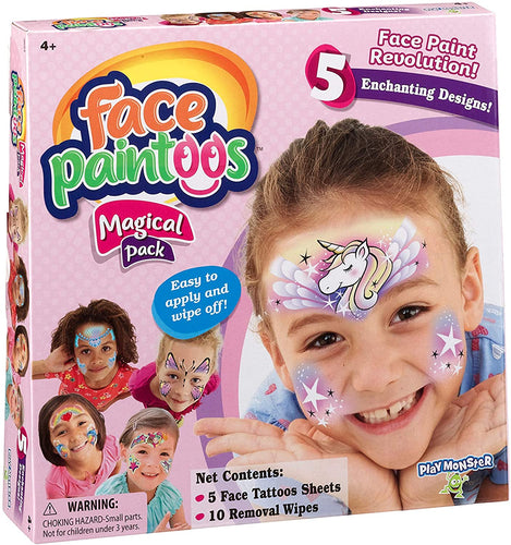 Face Paintoos - Magical Pack