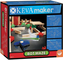 Load image into Gallery viewer, KEVA Maker Bot Maze