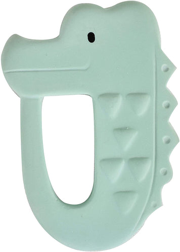 Tikiri My First Safari Crocodile Teether (Green)