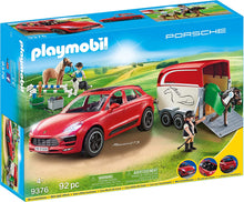 Load image into Gallery viewer, PLAYMOBIL Porsche Macan GTS