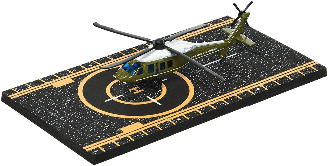 Hot Wings UH-60 Blackhawk Jet (Presidential) with Connectible Runway