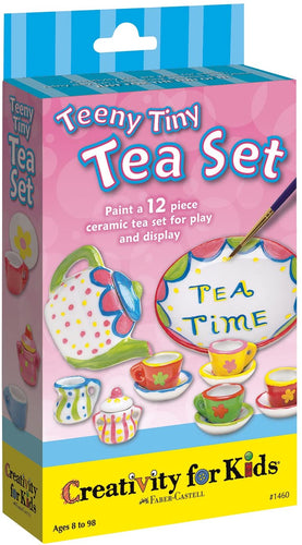 Creativity Kits - Teeny Tiny Tea Set