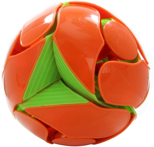 Switch Pitch 4 Inch Color-Flipping Ball Orange to Green
