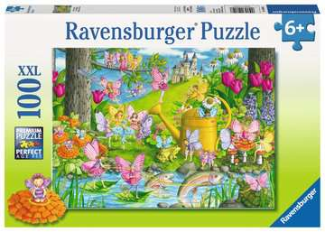Ravensburger Fairy Playland 100 piece puzzle