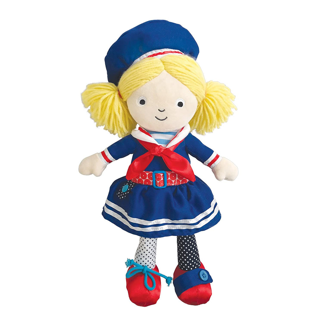 Manhattan Toy Dress up Friends Aimee Doll for Toddlers, 15