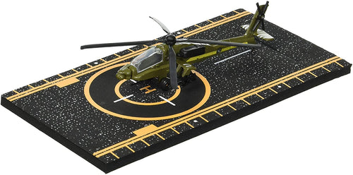 Hot Wings AH-64 Apache with Connectible Runway