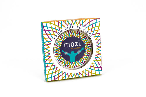 Mozi - Geometric Arm Spinner
