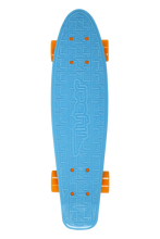 "Load image into Gallery viewer, Flybar 22"" Skateboard for Kids, Beginners - Plastic Cruiser Non-Slip Deck Multiple Colors for Boys and Girls"