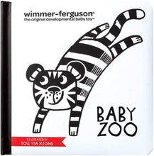 Load image into Gallery viewer, Wimmer Ferguson Baby Zoo Book
