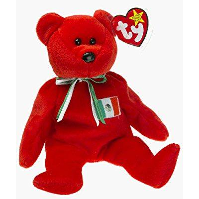 TY Beanie Babies Osito