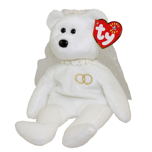 TY Beanie Babies MRS the Bride