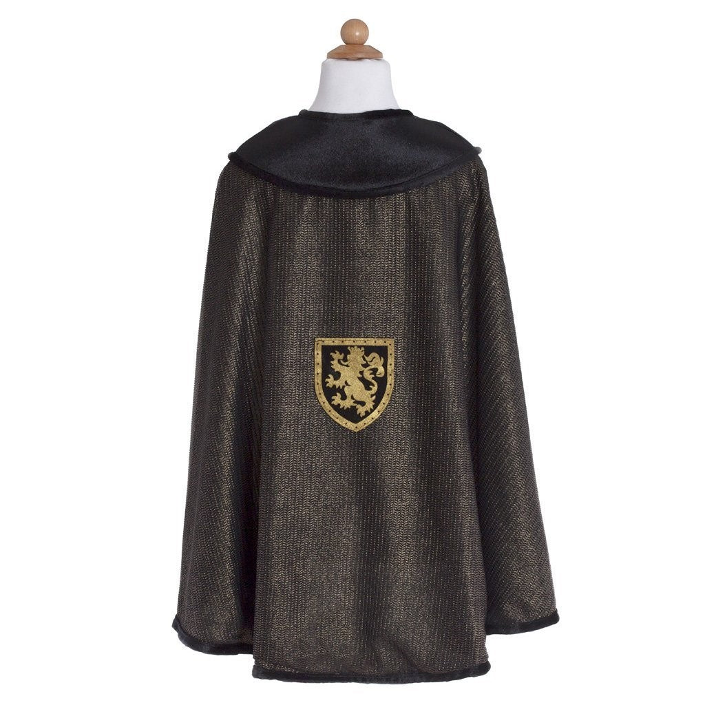 Great Pretenders Silver Chainmail Metallic Cloak