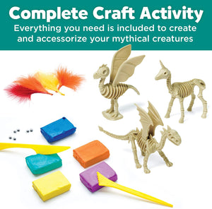 Create with Clay Mythical Creatures -