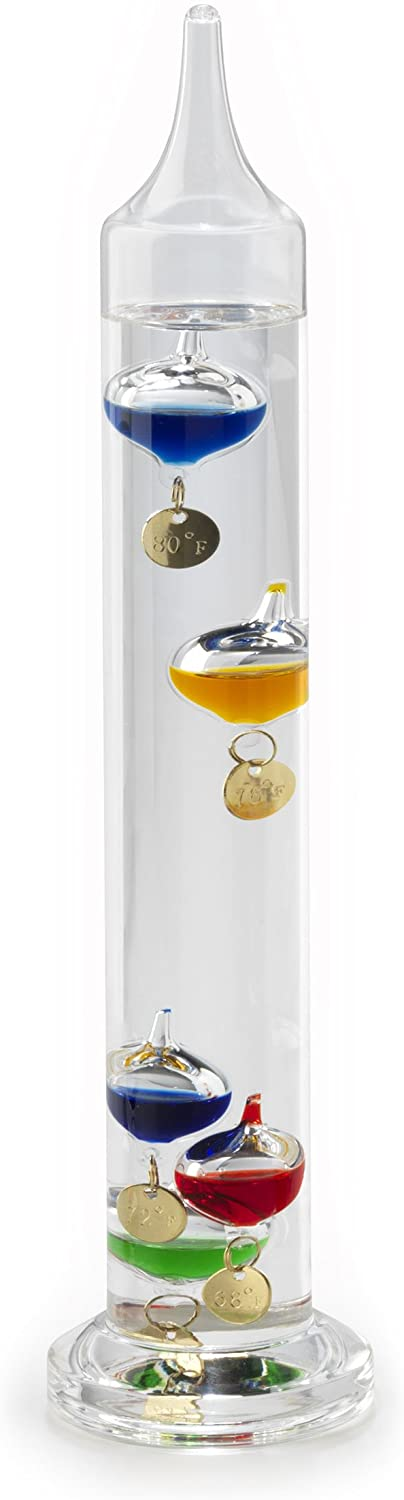 Galileo Thermometer 11