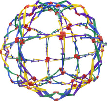 Load image into Gallery viewer, Hoberman Mini Sphere Rainbow