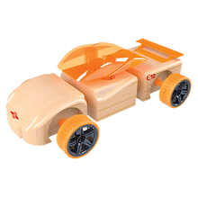 Load image into Gallery viewer, Automoblox Collectible Wood Toy Cars and Trucks—Mini C12 Cipher
