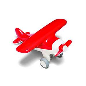 Kid O Air Plane Red
