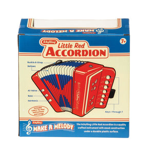 Little Red Accordian