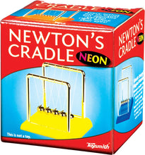 Load image into Gallery viewer, Newton's Cradle - NEON