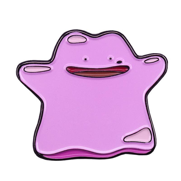 Ditto Enamel Pin