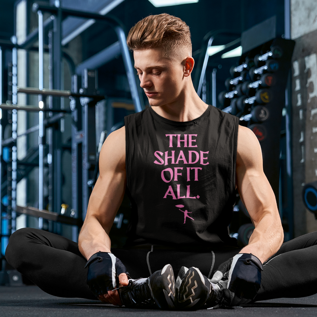 The Shade of It All Muscle Shirt