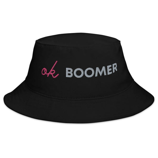 Ok Boomer Bucket Hat - Queer In The World: The Store
