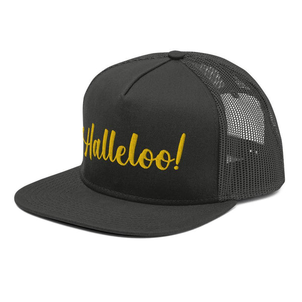 Halleloo! Mesh Back Snapback - Queer In The World: The Store