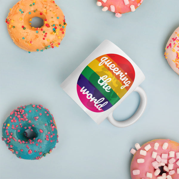 Queering The World Mug