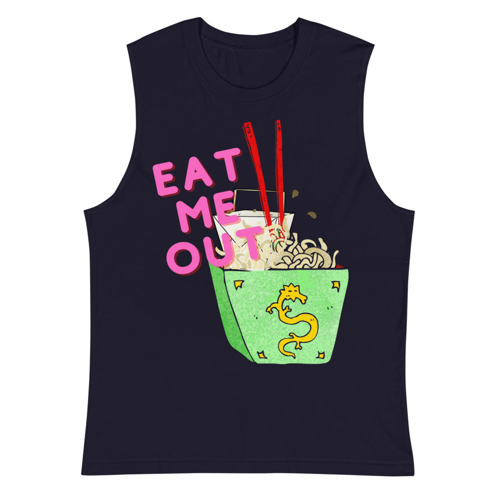 Eat Me Out Muscle Shirt