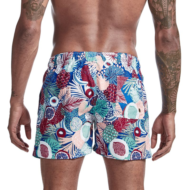 Jockmail Tropical Forest Board Shorts