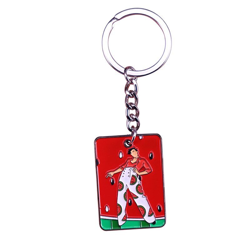 Watermelon Sugar High Harry Style Keychain