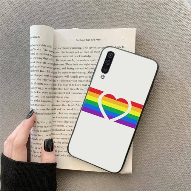 LGBTQ+ Love Samsung Phone Case