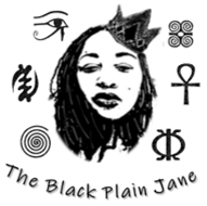 The Black Plain Jane Merch