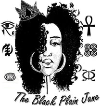 The Black Plain Jane