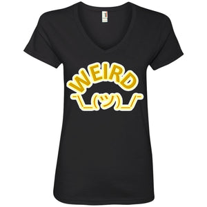 WEIRD_Ladies_T Shirt