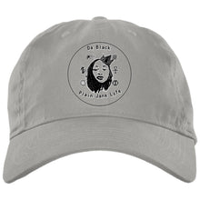 Load image into Gallery viewer, Da Black Plain Jane Lyfe Embroidered Hat