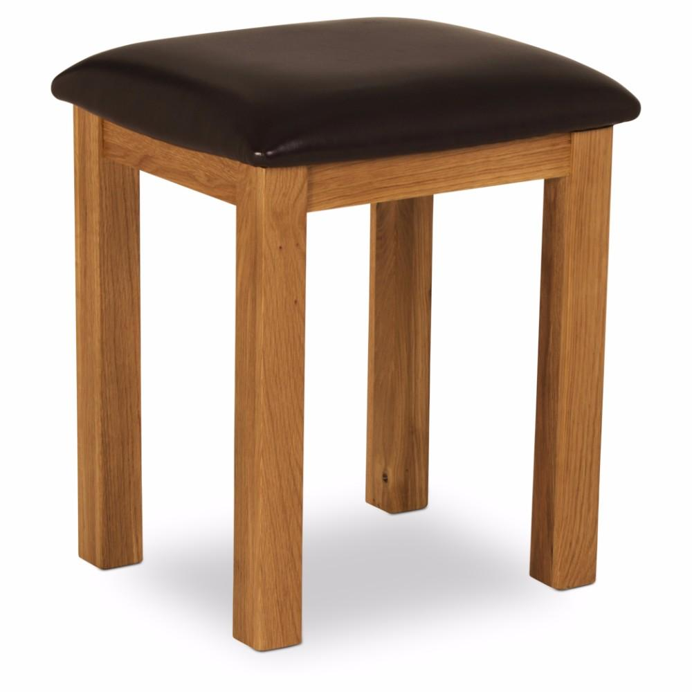 Abbert Oak Stool