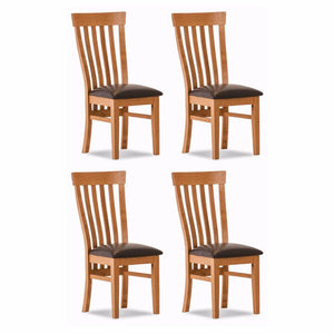 Durant Oak Dining Chair (Set of 4)