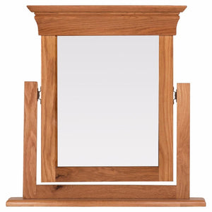 Durant Oak Dressing Table Mirror
