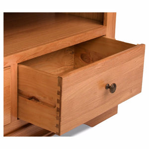 Durant Oak Low TV Unit
